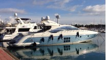 Motor yacht SABEA MEA - In Port
