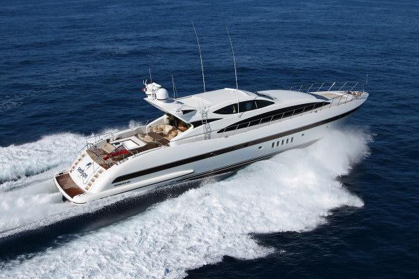 Motor Yacht SAMIRA Ex Sealyon Oscar 2