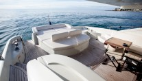 Motor yacht SAPORE DI SALE - Aft Deck