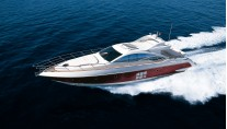 Motor yacht SAPORE DI SALE - From Above