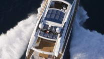 Motor yacht SCUDERIA -  From Above