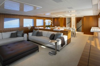 Motor yacht SEA SHELL -  Main Salon 2