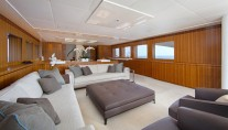 Motor yacht SEA SHELL -  Main Salon