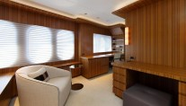 Motor yacht SEA SHELL -  Master Office