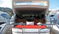 Motor yacht SED -  Aft View