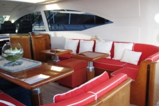 Motor yacht SED -  Dining area