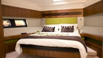 Motor yacht SERENITY - Guest Cabin