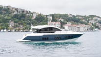 Fairline yacht SERENITY