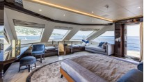 Motor yacht SERENITY - Owners Suite