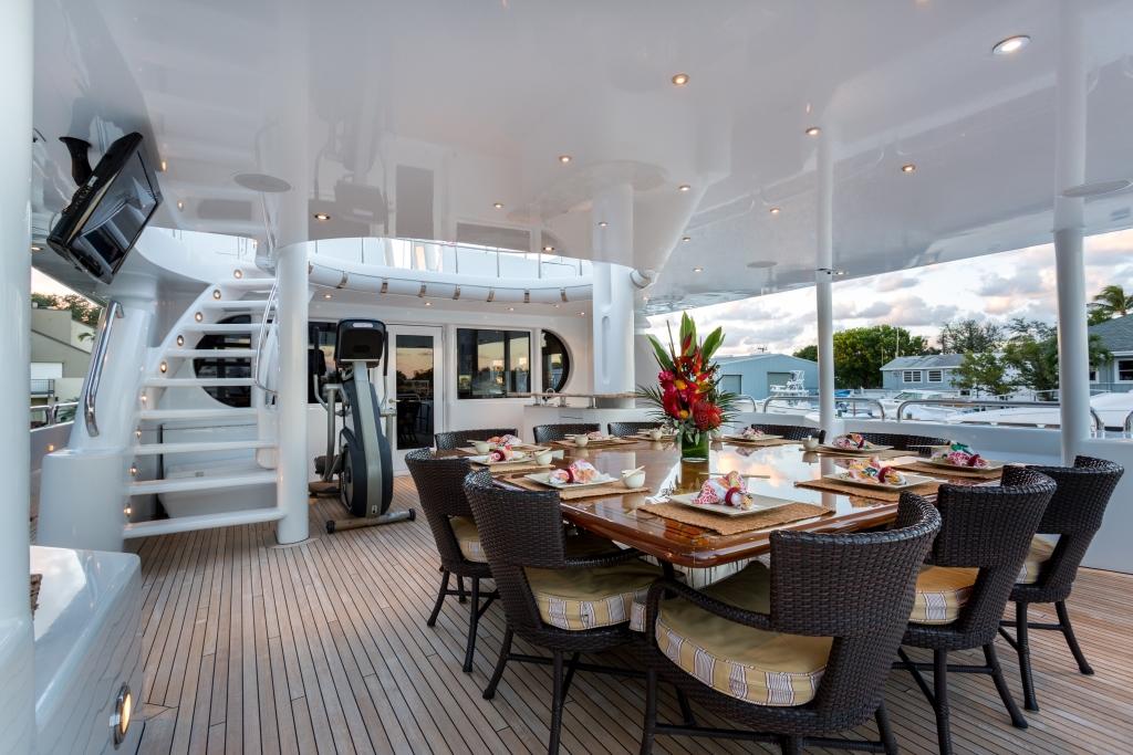 Motor yacht STARSHIP017