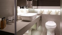 Motor yacht SUMMER BREEZE - Guest Ensuite