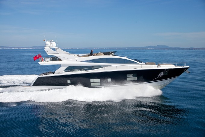 Motor yacht SUMMER BREEZE