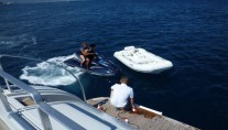 Motor yacht SVEA -  Water Sports