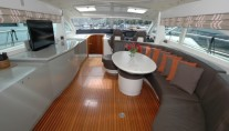Motor yacht SWEET TITI -  Main salon