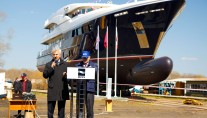Motor yacht TM47-2 launched