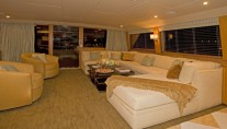 Motor yacht TRILOGY -  Main Salon