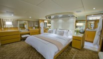Motor yacht TRILOGY -  Master Cabin