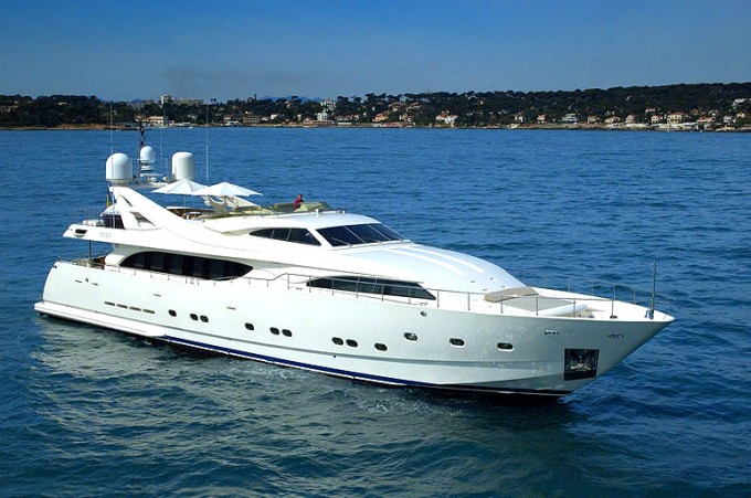 Motor Yacht TWO-KAY