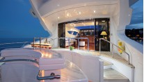 Motor yacht VERA - Deck looking forward