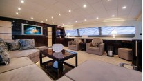 Motor yacht VERA - Main Salon Seating