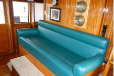 Motor yacht VIAGGIO -  Pilothouse Seating