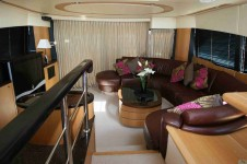Motor yacht WAVE -  Main Salon