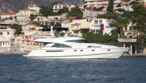 Motor yacht WAVE -  Profile