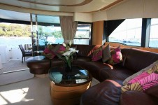Motor yacht WAVE -  Salon