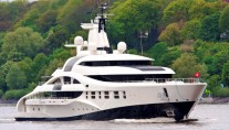 Motor-Yacht Palladium - ex Orca - Superyacht Photography by Klaus Kehrls in Hamburg