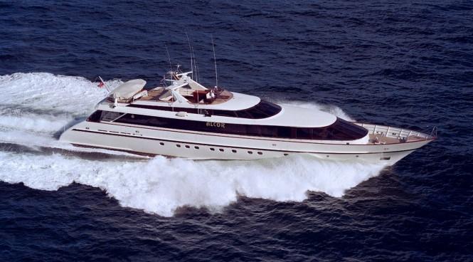 Motor Yacht SEARAZ (ex Alcor, Jimora)