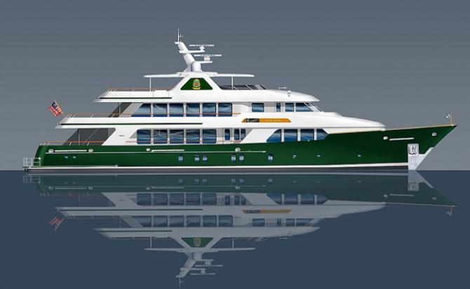 Motor Yacht SEA OWL