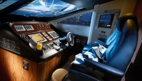 Motoryacht Manhattan 70 - Wheelhouse
