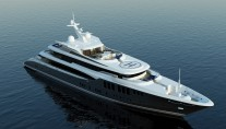 Motoryacht Project 423 - Exterior by Focus Yacht Design
