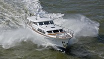 Mulder 73 Wheelhouse Yacht Gloria