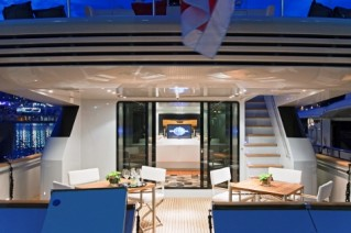 My Space -  Aft Deck