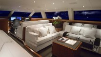 Mystere yacht interior