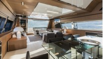 Mythos superyacht - Interior - Photo by Alberto Cocchi