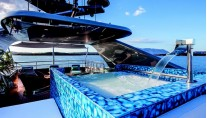 NAMELESS superyacht - Spa Pool pool