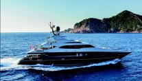 NAMELESS yacht profile