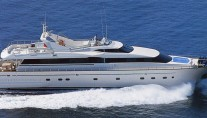 Motor yacht THE WELLESLEY II (ex The Wellesley, New Life)