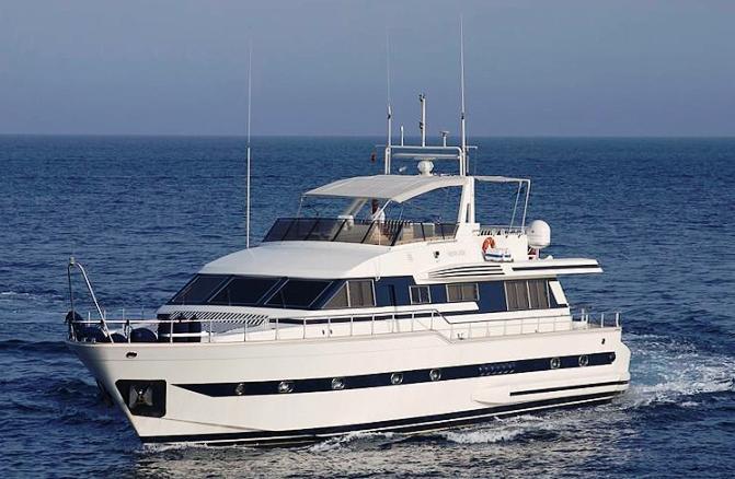 Motor yacht NEWFLASH