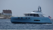NISI 1700 XPRESSO Yacht designed by Setzer Yacht Architects