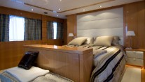 Nadara 43 m Tri-Deck motor yacht - Owners Stateroom