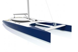 Nahema 120 sailing catamaran - Image credit to H2X.png