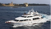 Benetti Charter Yachts in St. Lucia