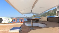 Nautilus - Foredeck seating