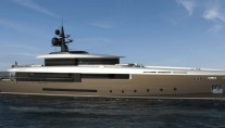 New 50m superyacht ENDURANCE 50 (FR032) by Rossinavi