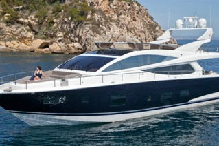 New Pearl 75 Yacht