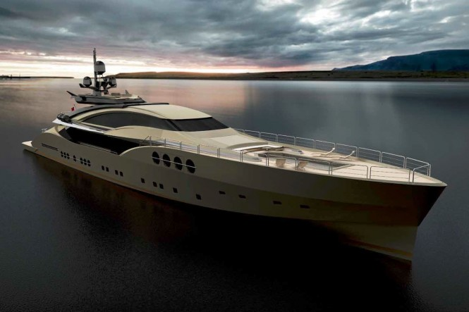 Motor Yacht Project HERMES