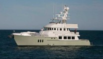 Nordhavn 76 Yacht Tortuga - a sistership to Kahu Yacht